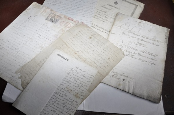 Documentos do Páramo